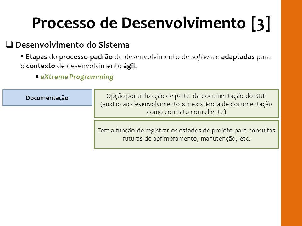 Processo de Desenvolvimento [3]